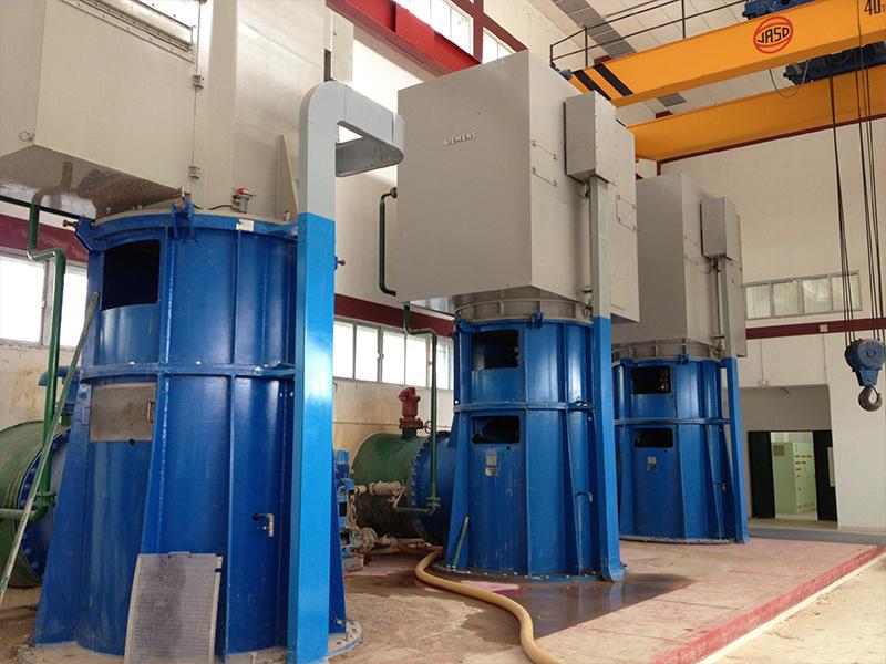 Instalación de bombas centrífugas en Fuente-Tojar instalacion-de-bombas-centrifugas