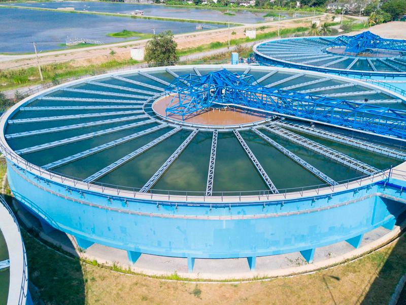 ¿Cómo funciona una planta depuradora de aguas?