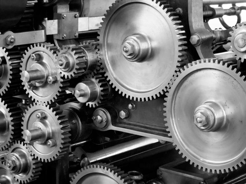 ¿Qué es la mecánica industrial?