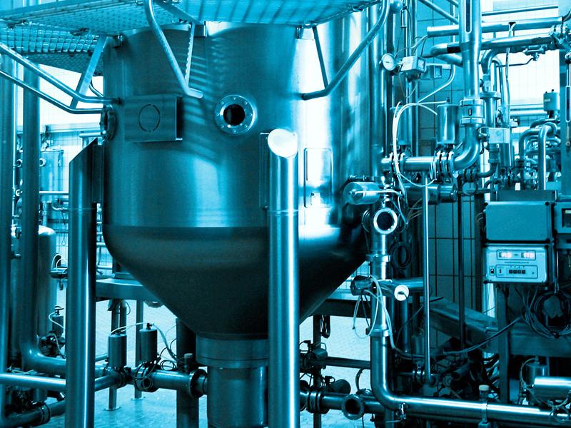 ¿Cómo podemos realizar el mantenimiento de los equipos industriales?